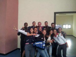 Tunisia Locul 1 CasaBlanca Campionatul African