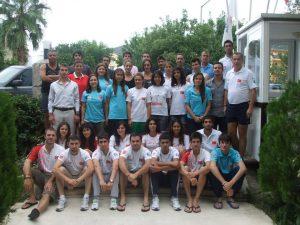 Head Coach Turcia 2008 - 2010
