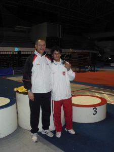 My Champion Fares Ferjani